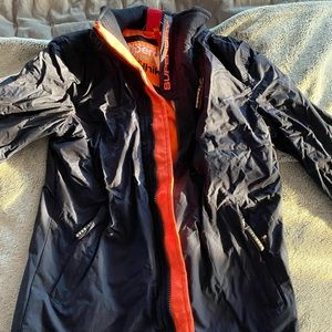 SuperDry The WindHiker Jacket- Brand New